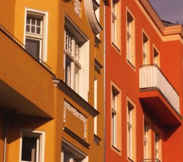 مزایای استفاده از پوشش نانو در نمای ساختمان | نانو نیکاپاک